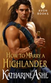 cover, Ashe HOW A MARRY A HIGHLANDER