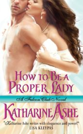 cover Ashe HOW TO BE A PROPER LADY-1
