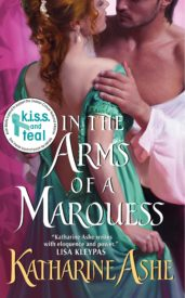 cover Ashe, IN THE ARMS OF A MARQUESS